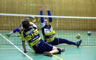Sitting Volley 20
