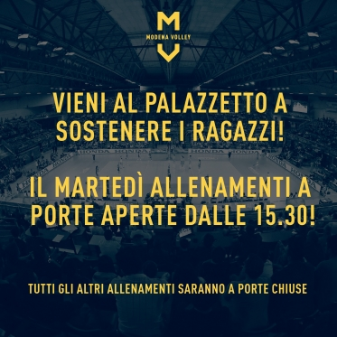 ALLENAMENTI MATCH DAY SQ