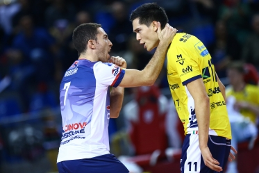 CHAMPIONS LEAGUE LUBE MODENAVOLLEY 20