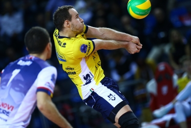 CHAMPIONS LEAGUE LUBE MODENAVOLLEY 3
