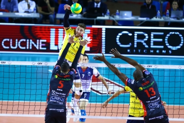 CHAMPIONS LEAGUE LUBE MODENAVOLLEY 9