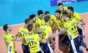 Champions League LUBE MODENAVOLLEY Foschi foto 30