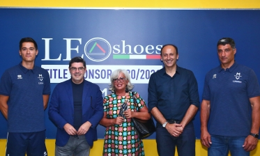 LEO SHOES MODENAVOLLEY 2020 21 Conf. Stampa 35