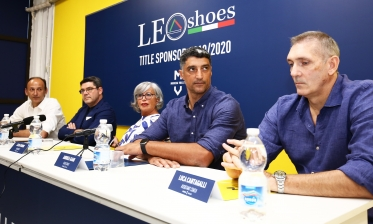LEO Shoes Modenavolley 23