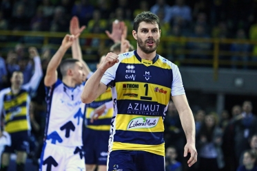MODENAVOLLEY TRENTO PARTITA 57