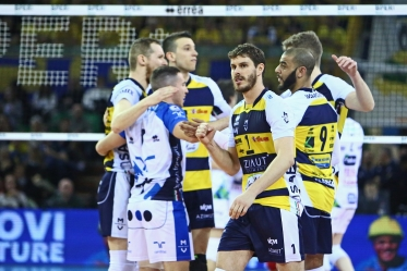 MODENAVOLLEY TRENTO PARTITA 65
