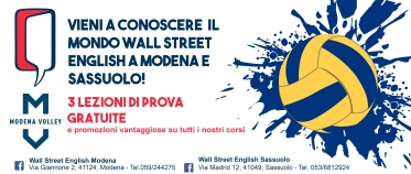 WSE Modena Volley 2 1